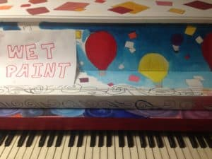 The Artful Pianos Debut @ 9 Newton Locations | Newton | Massachusetts | United States