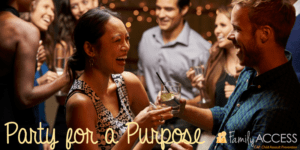 Family ACCESS Party for a Purpose featuring live a capella and DJ JK @ Union Street Restaurant | Newton | Massachusetts | United States