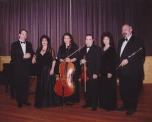 "Nigun Chamber Ensemble ""Evening of Russian and Jewish Music"" @ Newton Cultural Center at City Hall 