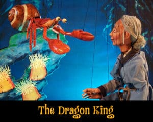 Tanglewood Marionettes present The Dragon King @ Newton Cultural Center at City hall | Newton | Massachusetts | United States
