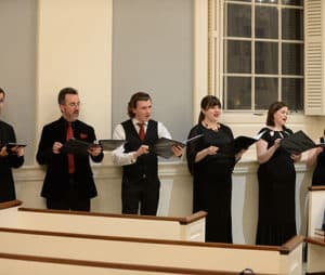 ReSoundings IV: Sit inside the music! @ Eliot Church | Newton | Massachusetts | United States