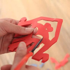 Learn the Art of Chinese Paper-Cutting (Ages 12-17) @ Newton Free Library | Newton | Massachusetts | United States