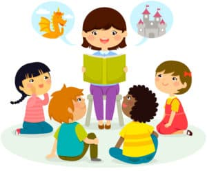 Spanish Bilingual Storytime (Ages 3-5) @ Newton Free Library | Newton | Massachusetts | United States