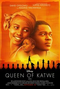 Queen of Katwe Movie Screening @ Newton Free Library | Newton | Massachusetts | United States