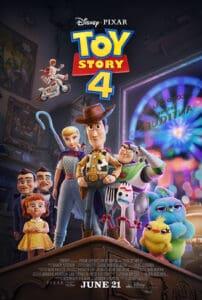 Toy Story 4 Movie Screening @ Newton Free Library | Newton | Massachusetts | United States