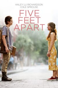 Movie Mondays Screens Five Feet Apart @ Newton Free Library | Newton | Massachusetts | United States