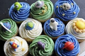 Space Cupcake Competition @ Newton Free Library   Newton   Massachusetts   United States