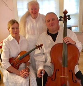 Tamarack Trio @ Newton Free Library | Newton | Massachusetts | United States
