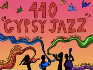 Toe-tapping, Snappy Hot Jazz! @ Newton Free Library | Newton | Massachusetts | United States